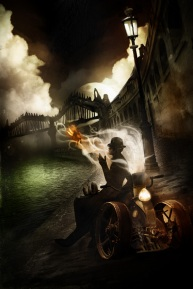 Avant le Déluge - Raphael Albert - Mnémos Editions
