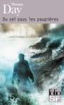 Du Sel sous les Paupières - Thomas Day - Gallimard Folio SF