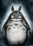 Totoro - Personal Work