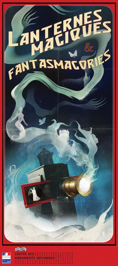 Lanternes magiques et fantasmagories
